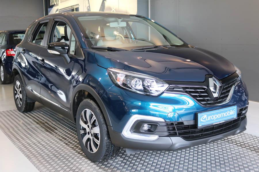 renault captur experience d4 energy tce 90 lager von europemobile. Black Bedroom Furniture Sets. Home Design Ideas