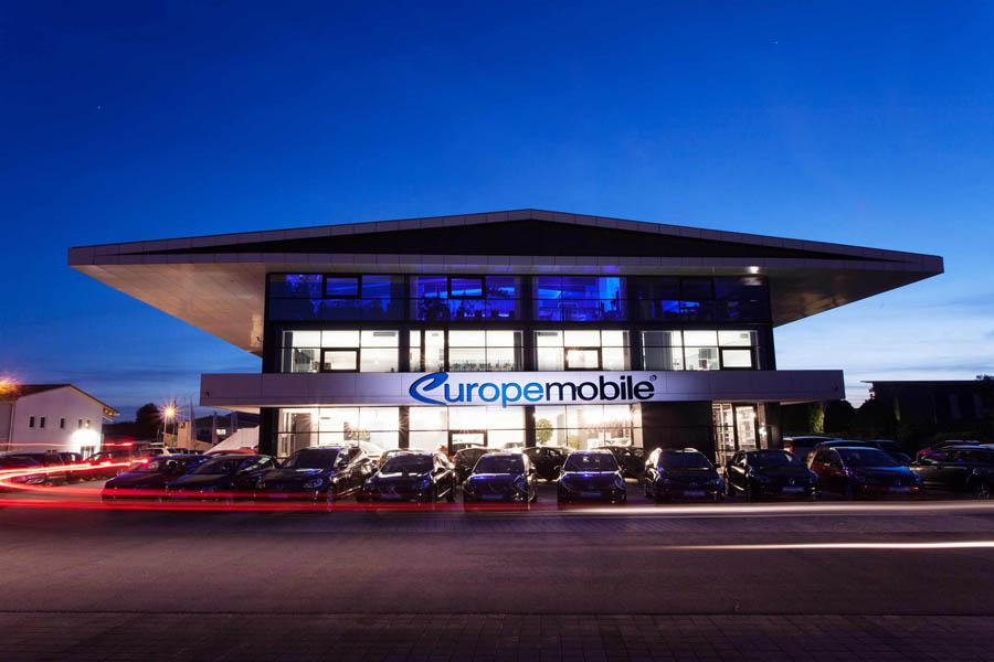 autohaus europemobile aussenansicht
