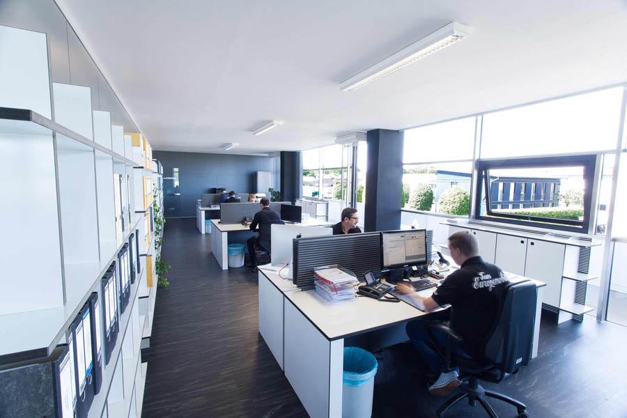 Callcenter und Salesbüro bei Europemobile in Saaldorf-Surheim