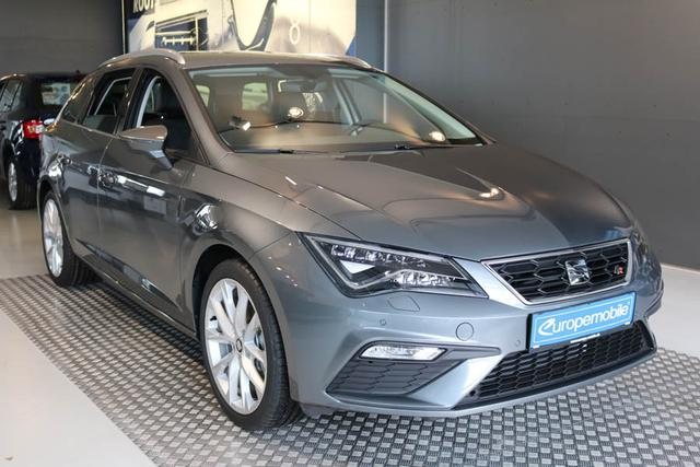 Seat Leon ST - FR LED, PARK, WINTER, KAMERA UVM. 1.4 TSI 125 (Lager Mobile Top)