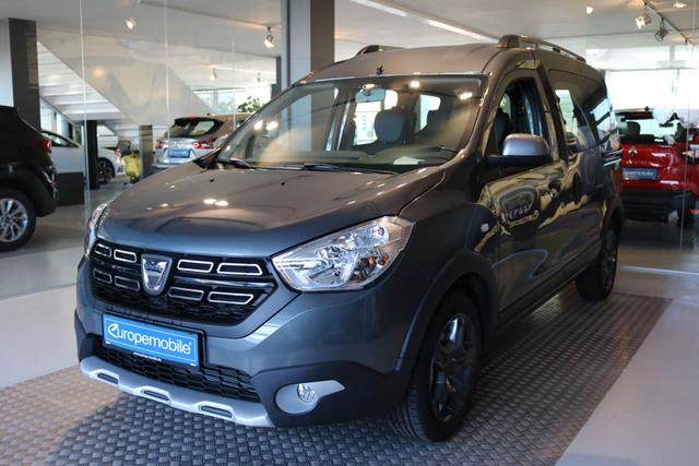 Dacia Dokker - Essential COOL & SOUND 1.6 SCe 102 S&S Euro6c (D4 Basic)
