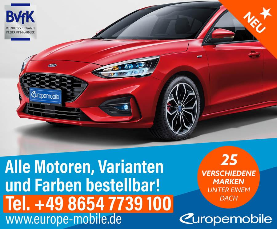 Ford Focus Trend 1.0 EcoBoost 125 Neues Modell (D4)