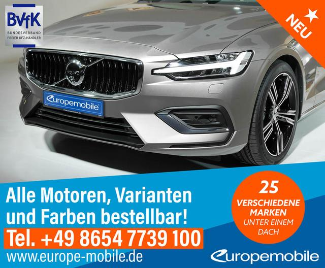 Volvo V60 - Inscription MJ19 (HL3) D3