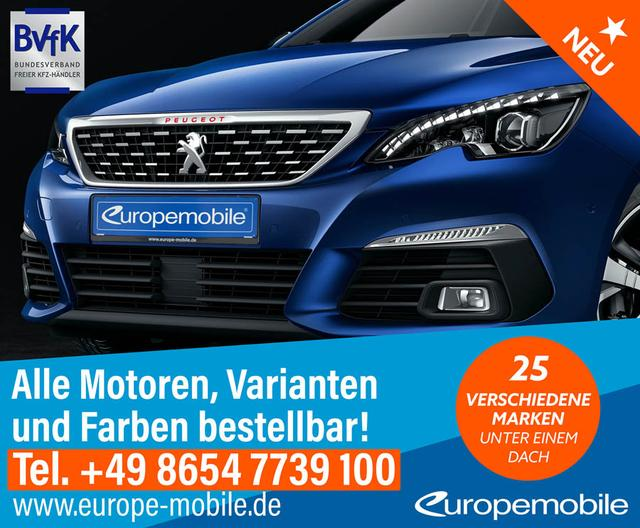 Peugeot 308 - GT 2.0 BlueHDi 180 EAT8 Euro6d-Temp (D4)