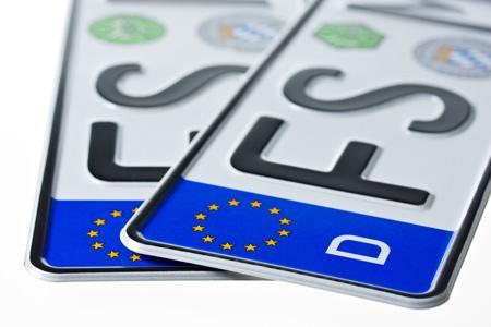 kfz kennzeichen zulassungsservice europemobile für eu-neuwagen