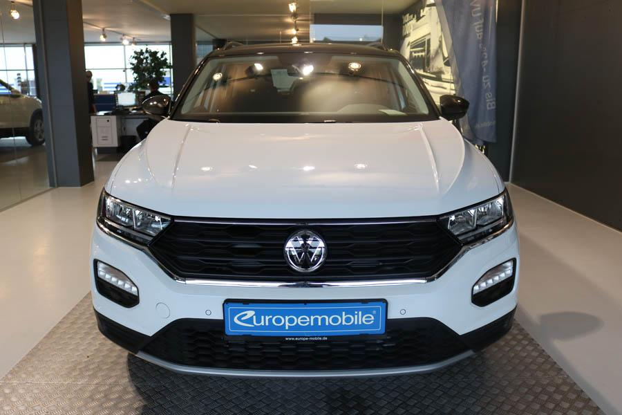 Vw T Roc Style D5 10 Tsi Opf Euro6d Temp Lager