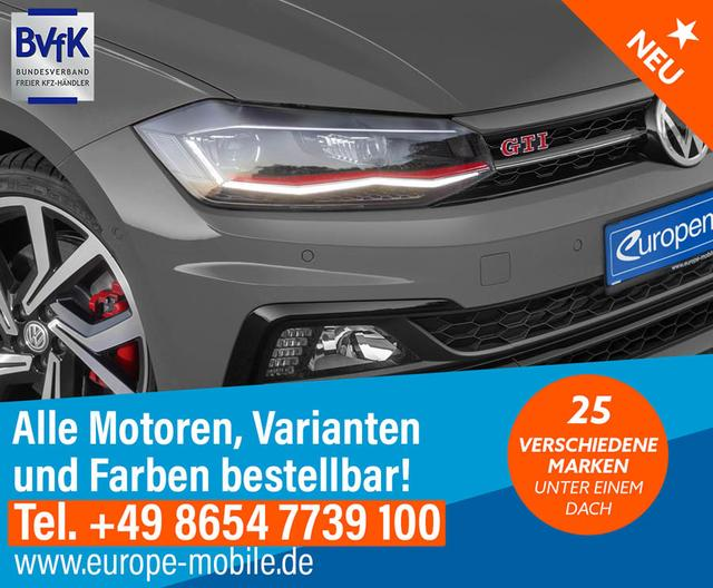 VW Polo - GTI MJ2019 (D4) 2.0 TSI BMT OPF 200 LED, Climatronic, Media