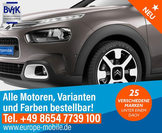 Citroen C4 Cactus - Feel 1.2 PureTech 110 Euro6d-Temp (D4 Basic)