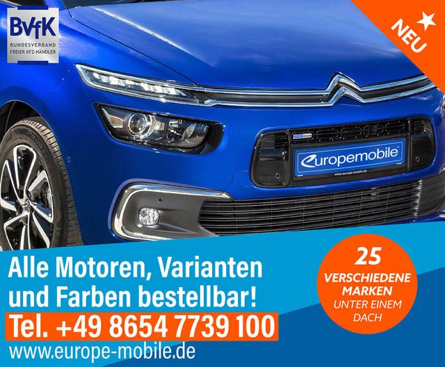 Citroen C4 SpaceTourer - Feel 1.2 PureTech 130 Euro6d-Temp (D4)