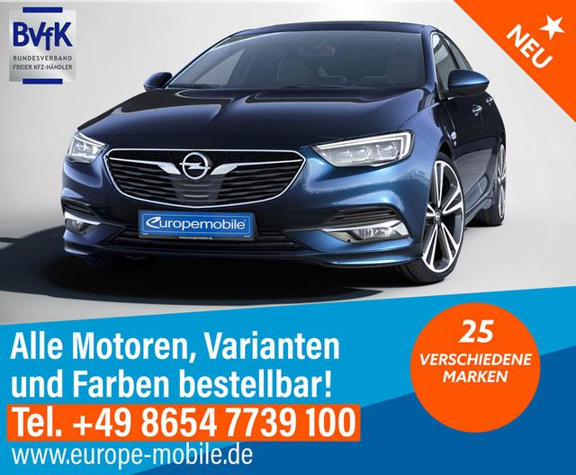 Opel Insignia Grand Sport - Edition 2.0 CDTI Blueinjektion 170 AT8 S/S (D3 Promo)