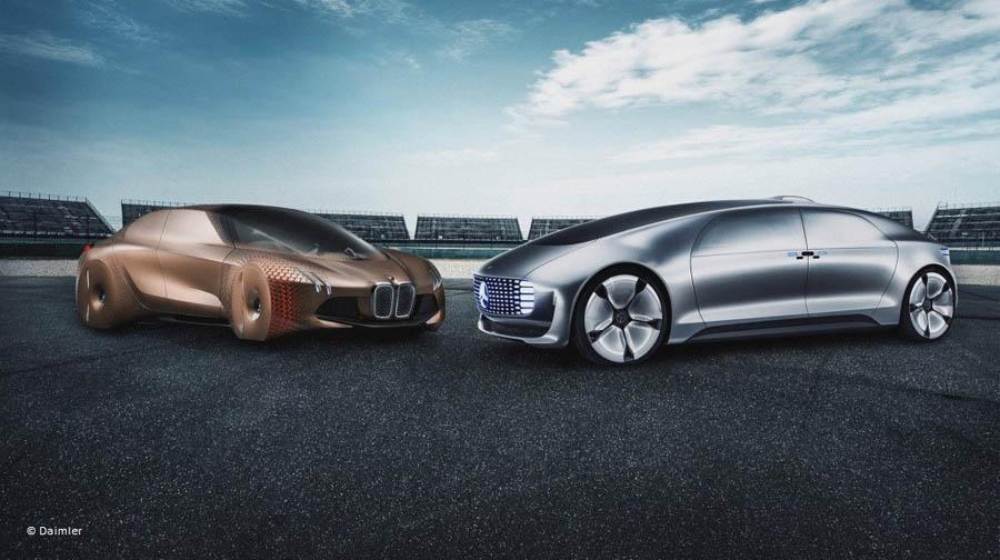 Daimler und BMW kooperation bei Fahrassistenzsystemen