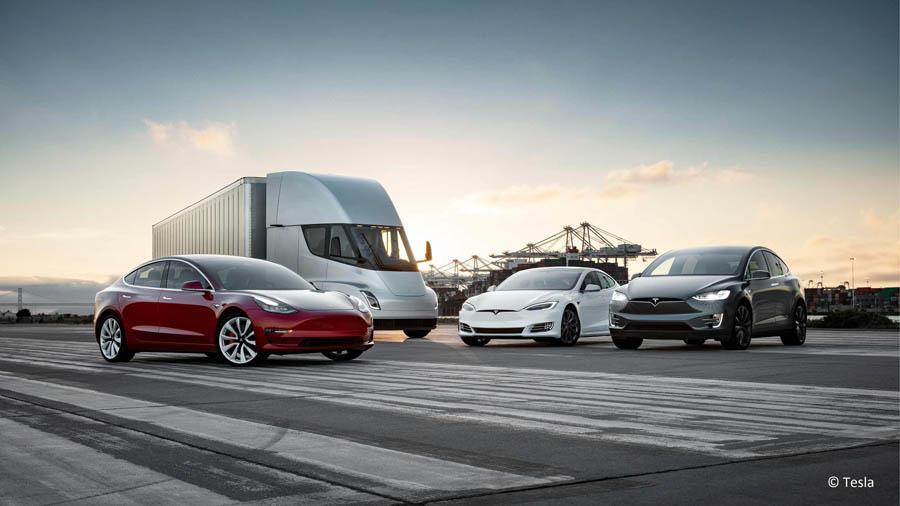 Tesla BMW Toyota VW General Motors Daimler innovativste Unternehmen 2019