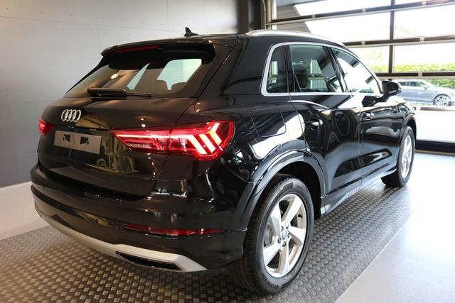 Audi Q3 advanced 35 TFSI 150 PX2,RCM,4ZB,9AK,7P1,QJ1,6NQ,4L6,4A3,Q4H,5KR,8T6 uvm. (Leasingaktion)