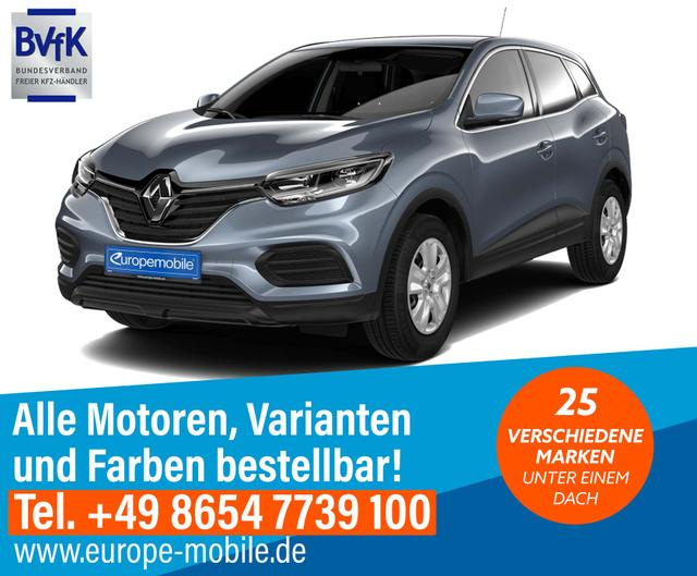 Renault Kadjar Intens 1.3 TCe 140 GPF Navi LED Winter-P. Deluxe-Safety-P. (D4 Vorlauf)