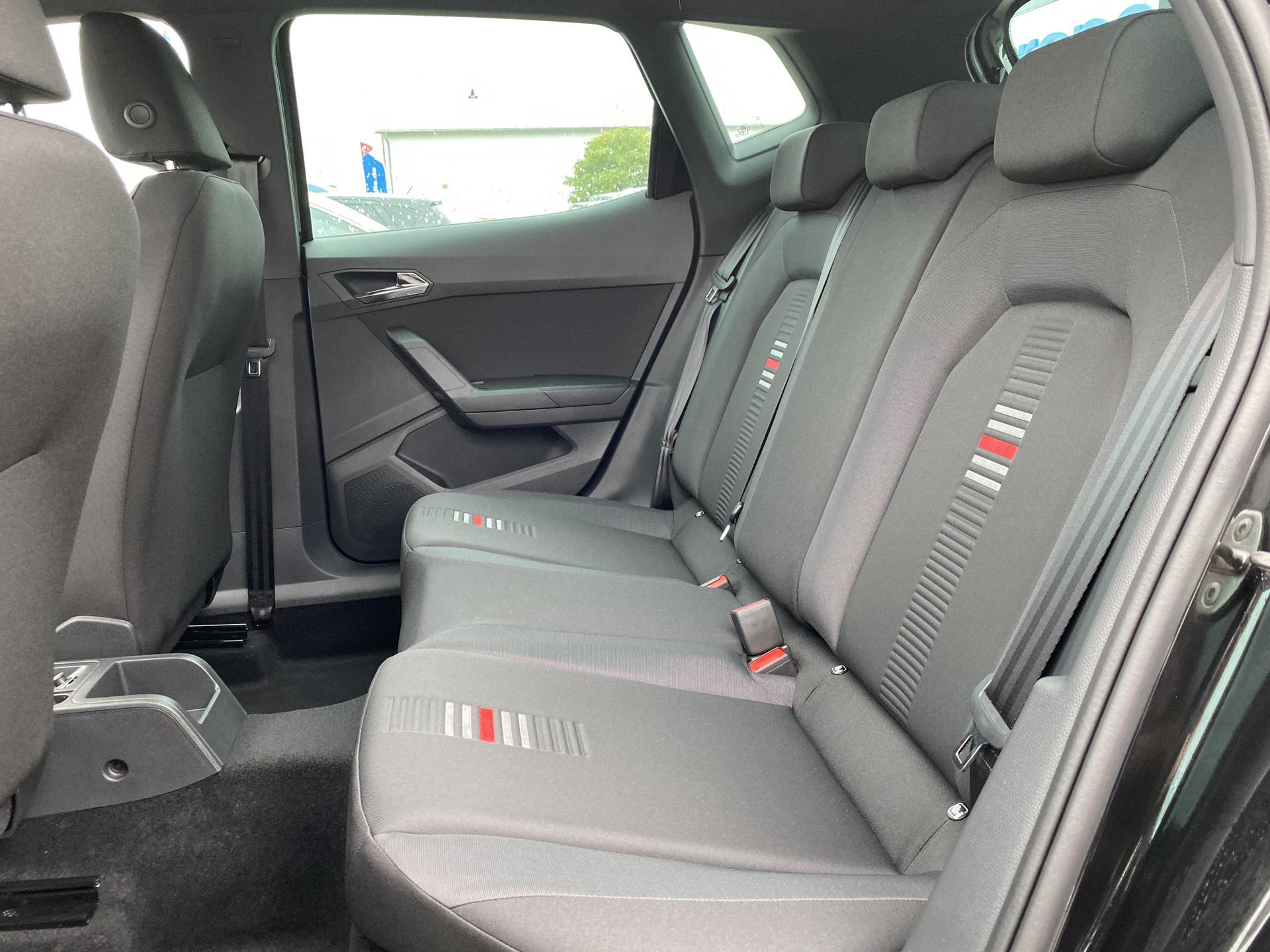 Seat Arona Rückbank