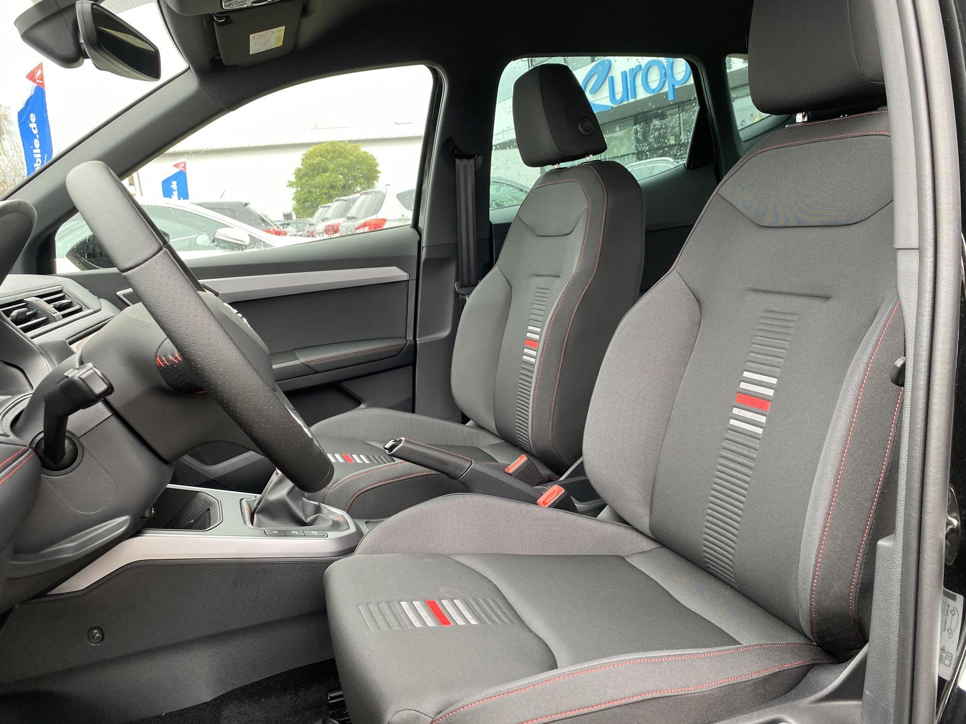 Seat Arona 1.0 TGI Interieur