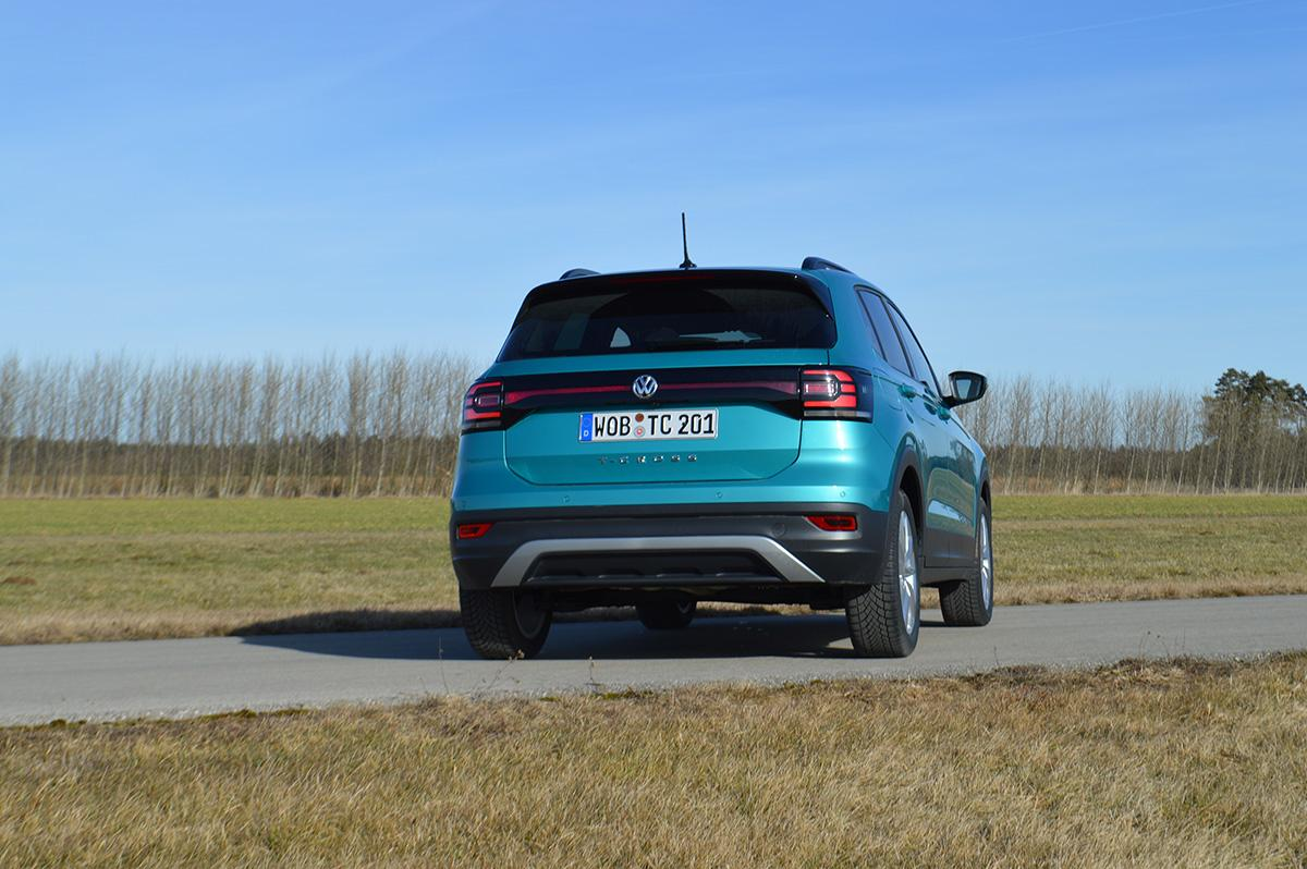 VW T-Cross im Fahrbericht
