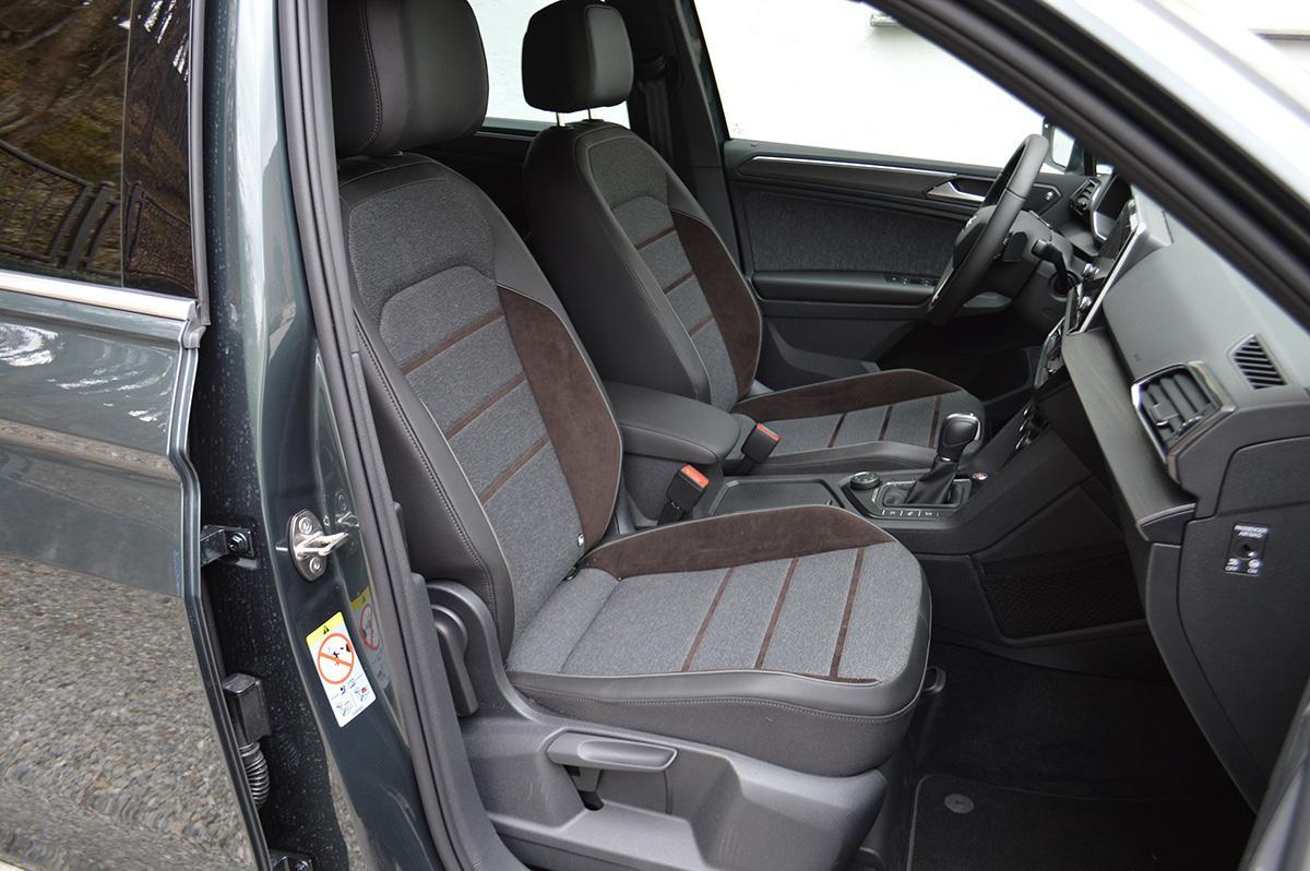 SEAT Tarraco Beifahrersitz