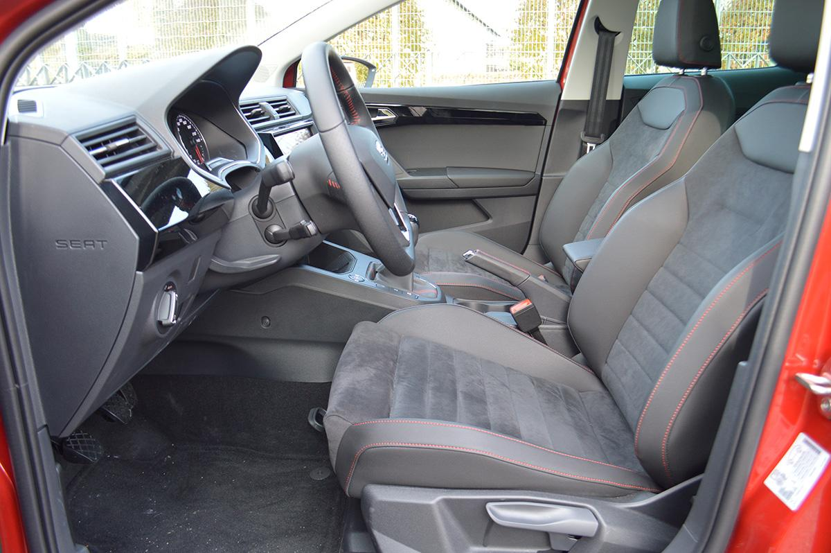 SEAT Ibiza FR 1.0 TSI Interieur