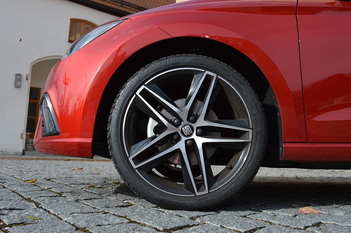 SEAT Ibiza FR Felge