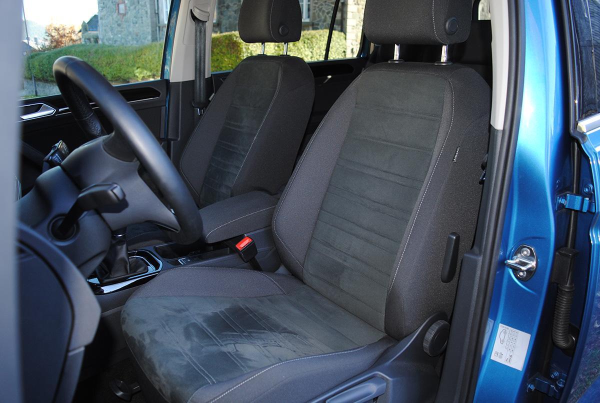 VW Touran Fahrersitz