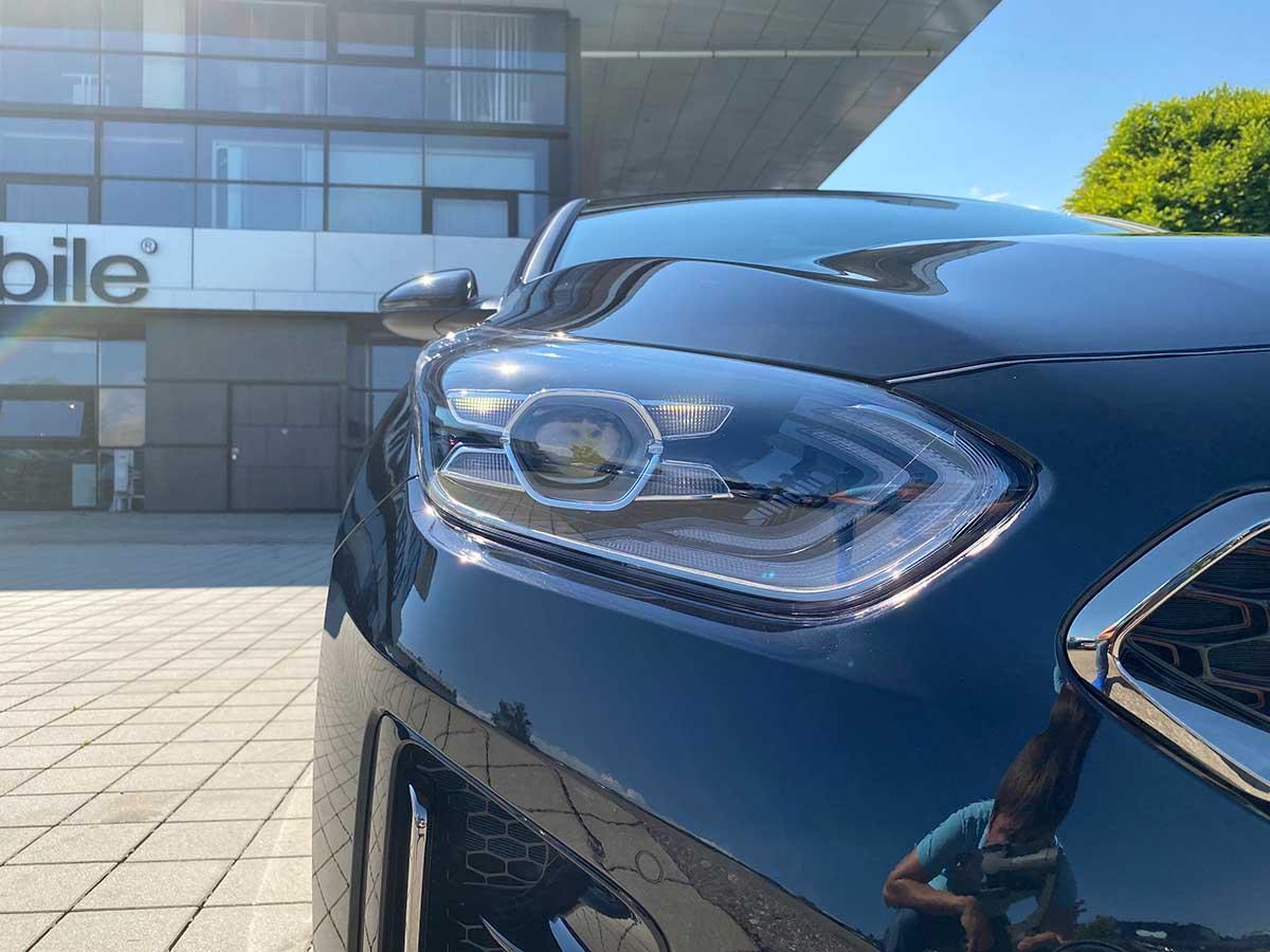 KIA Proceed GT Scheinwerfer vorhe