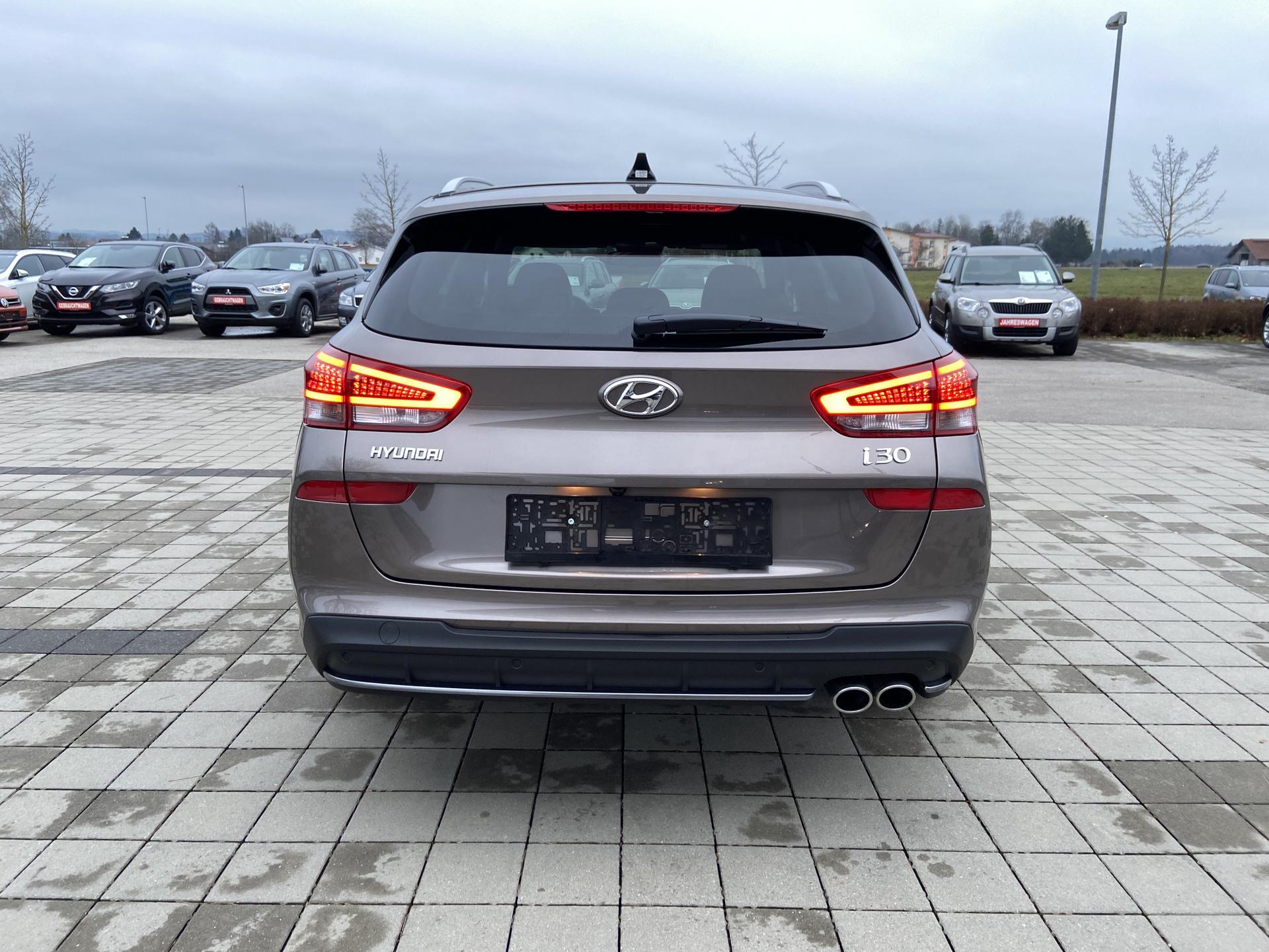 Hyundai i30 Kombi in der N-Line
