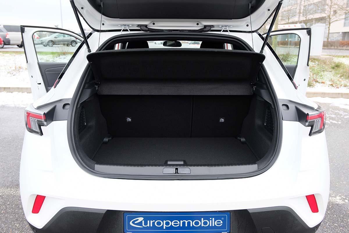 Opel Mokka 2021 Kofferraum