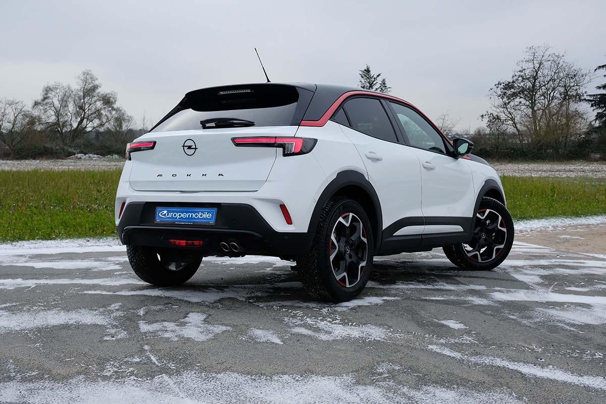 Opel Mokka hinten