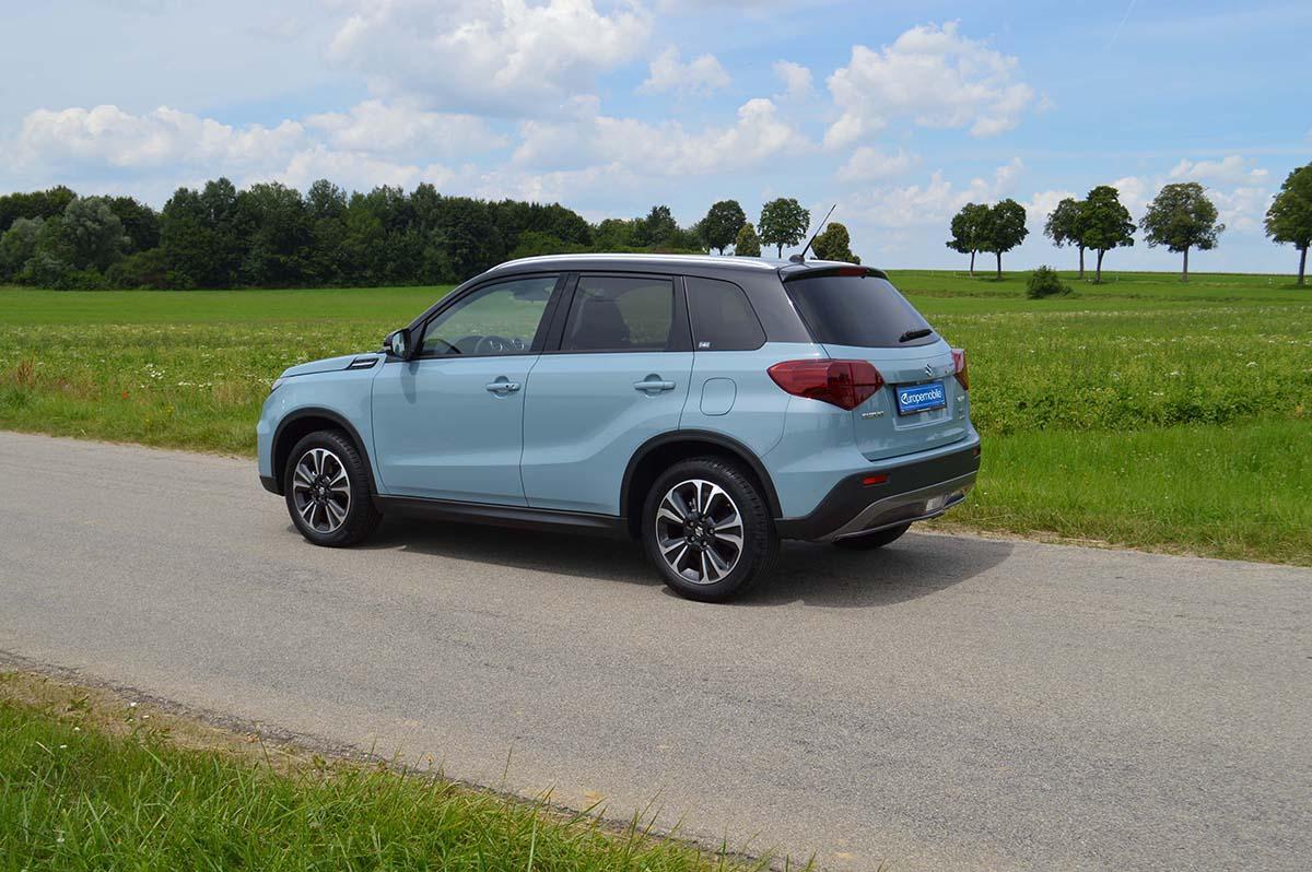 Suzuki Vitara 1,4 BOOSTERJET Mild-Hybrid Allgrip 2021