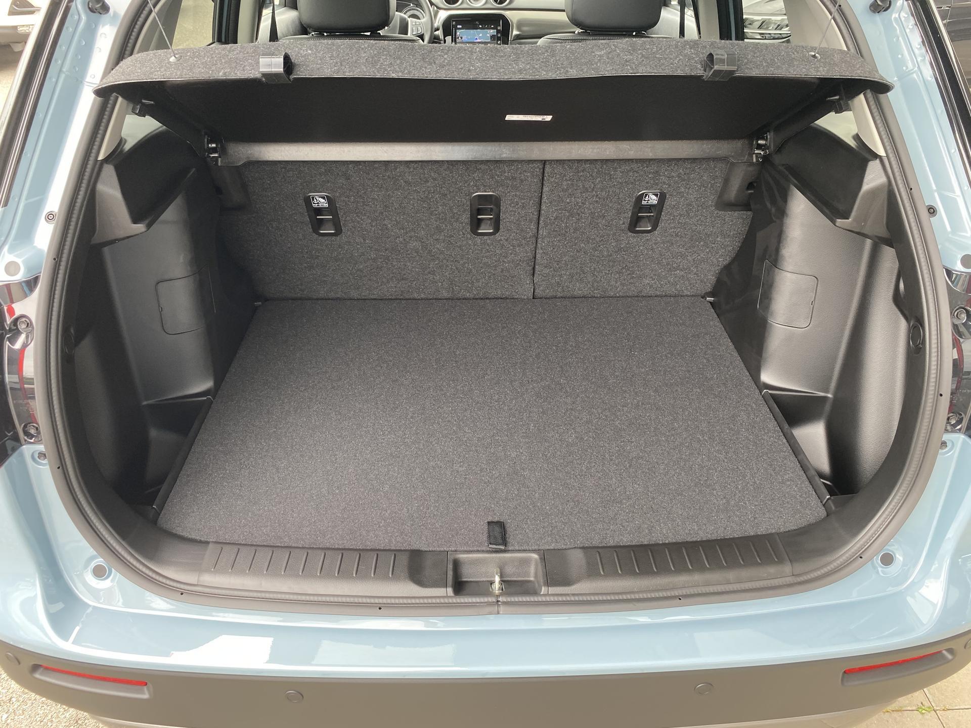 Suzuki Vitara 1,4 BOOSTERJET Mild-Hybrid Allgrip Kofferraum