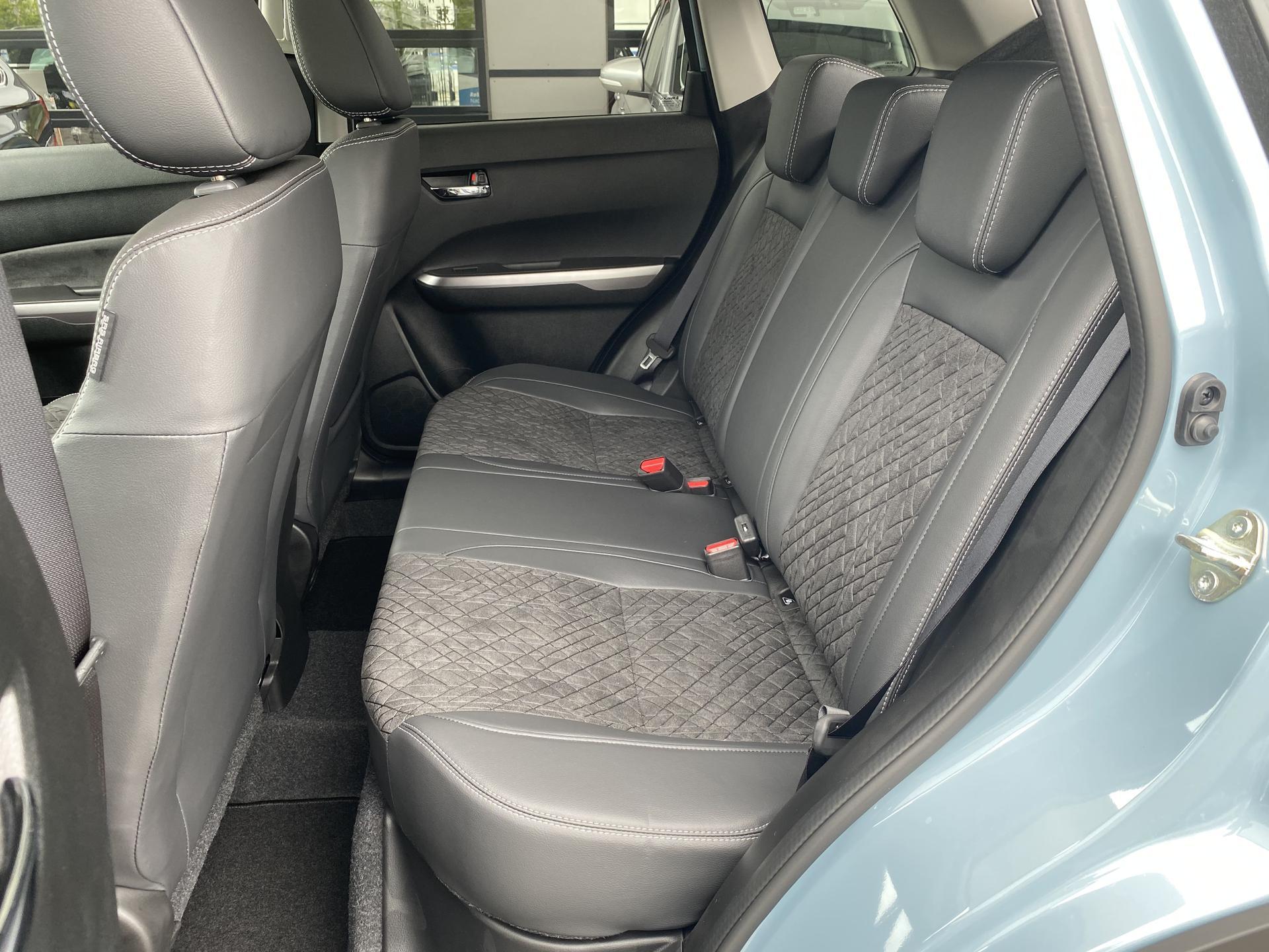 Fahrbericht Suzuki Vitara (1,4 BOOSTERJET Mild-Hybrid Allgrip im Test)