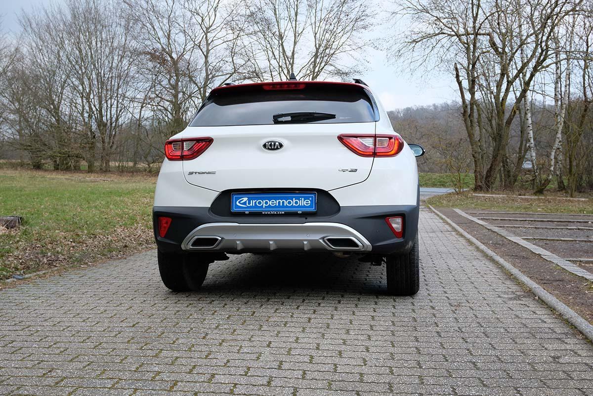 Kia Stonic 1.0 T-GDI 120 Mild-Hybrid iMT 2021 Exterieur hinten