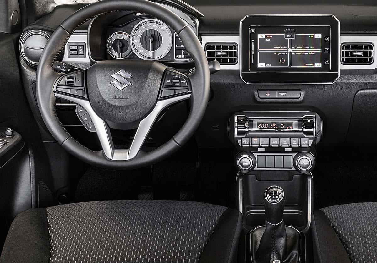 Suzuki Ignis Interieur