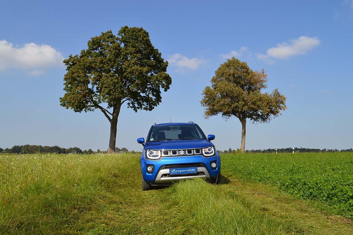 Suzuki Ignis 1.2 DUALJET Hybrid ALLGRIP Exterieur