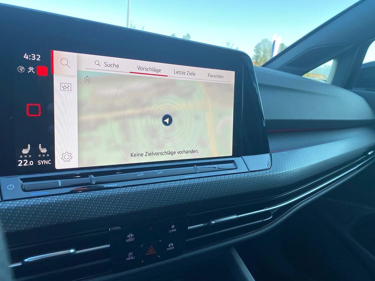 VW Golf 8 1.5 eTSI R-Line Interieur Multimedia