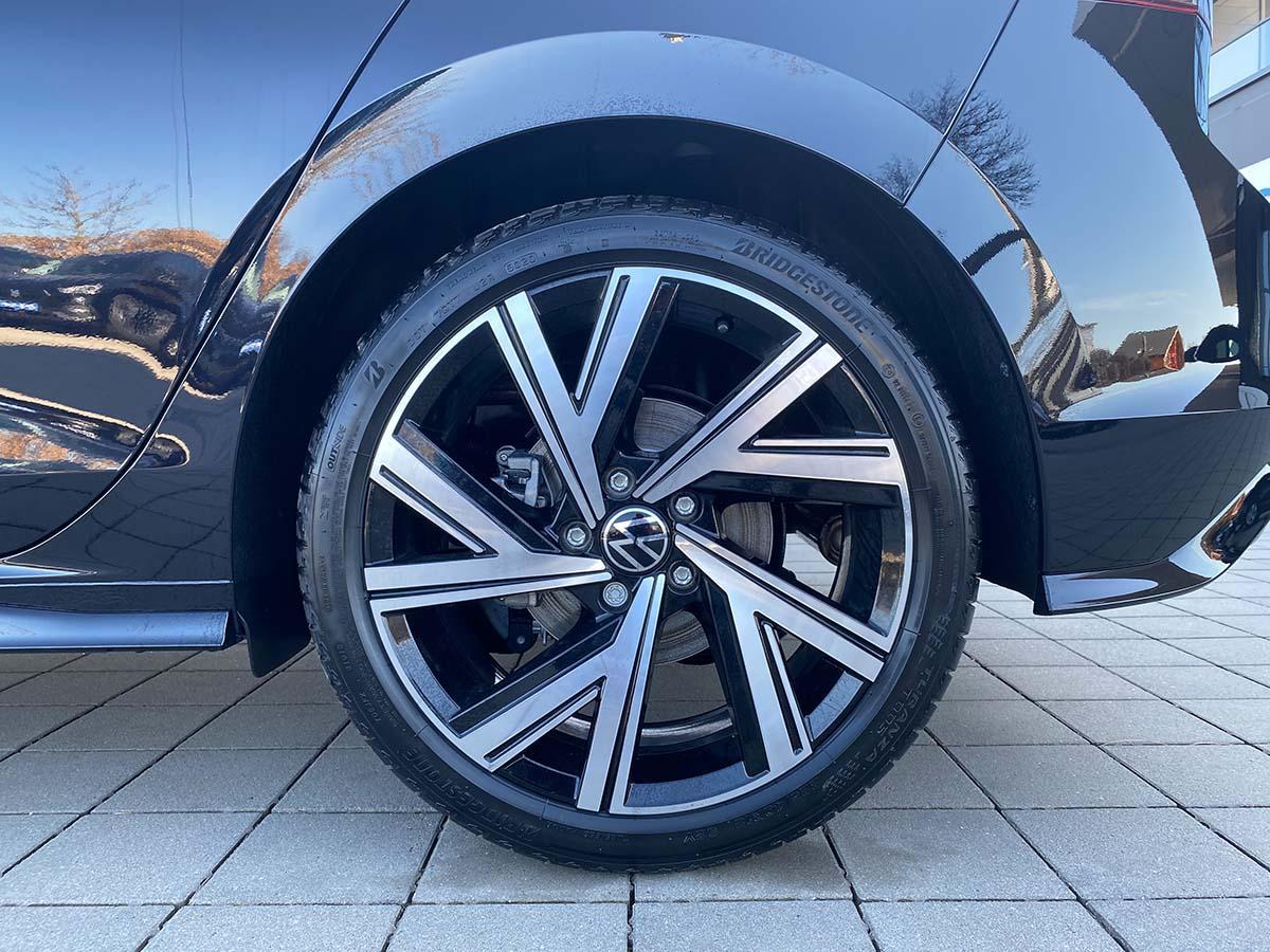 VW Golf 8 1.5 eTSI R-Line Exterieur Felge