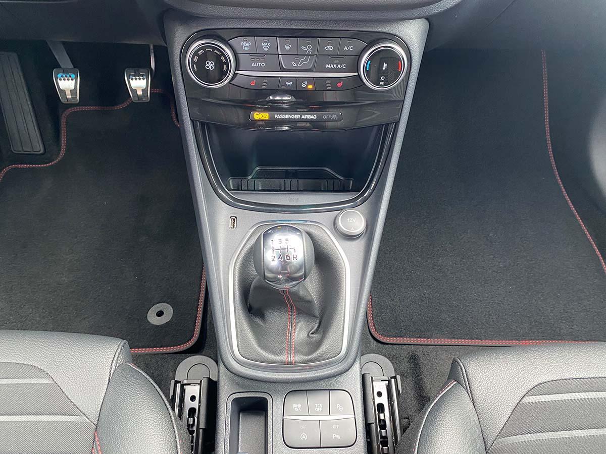 Ford Puma ST-Line X 1.0 EcoBoost 155 Hybrid Schaltgetiebe