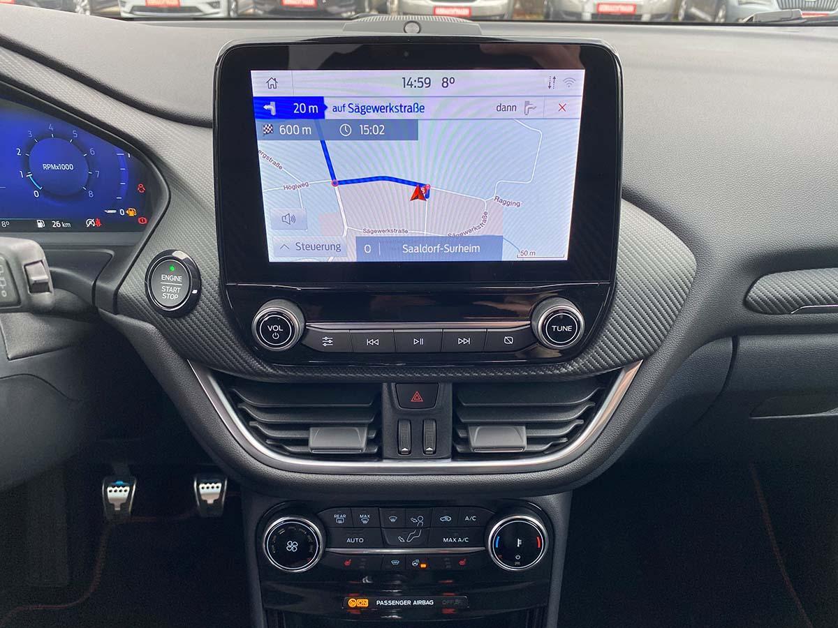 Ford Puma ST-Line X 1.0 EcoBoost 155 Hybrid Multimedia