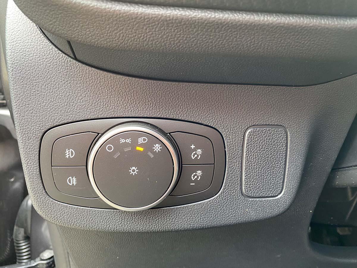 Ford Puma ST-Line X 1.0 EcoBoost 155 Hybrid Interior