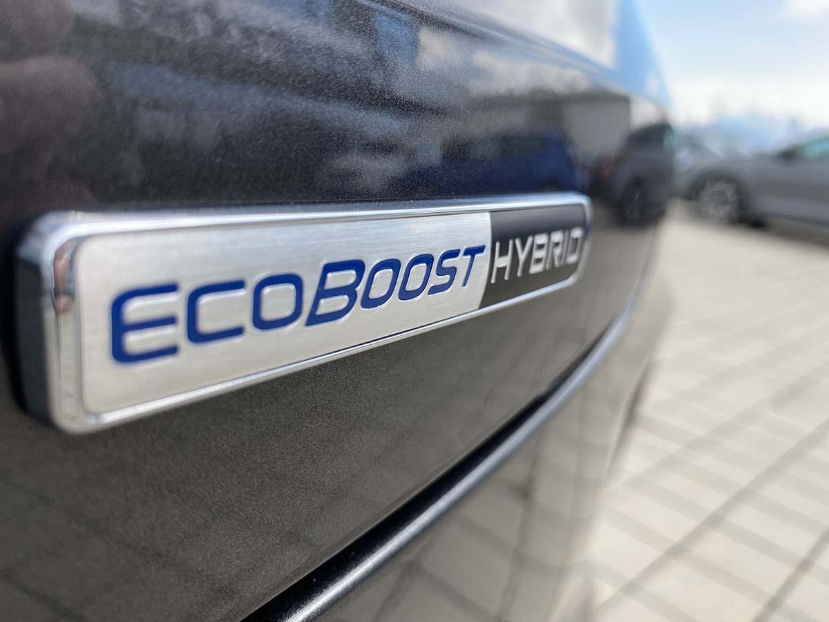 Ford Puma ST-Line X 1.0 EcoBoost 155 Hybrid Exterior