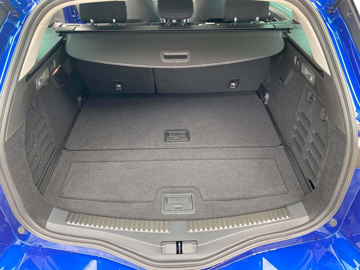 Renault Mégane Grandtour TCe 140 R.S. LINE Interior Kofferraum