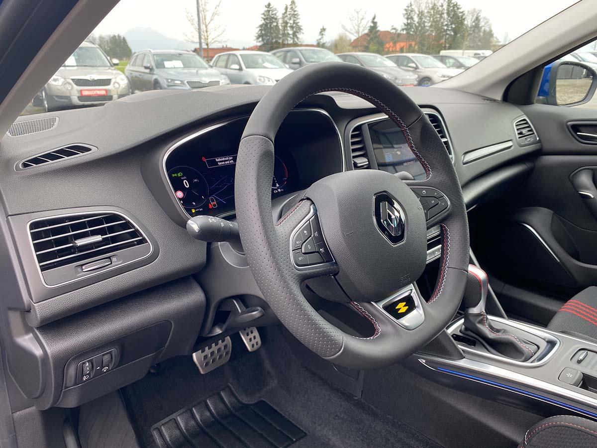 Renault Mégane Grandtour TCe 140 R.S. LINE Interior