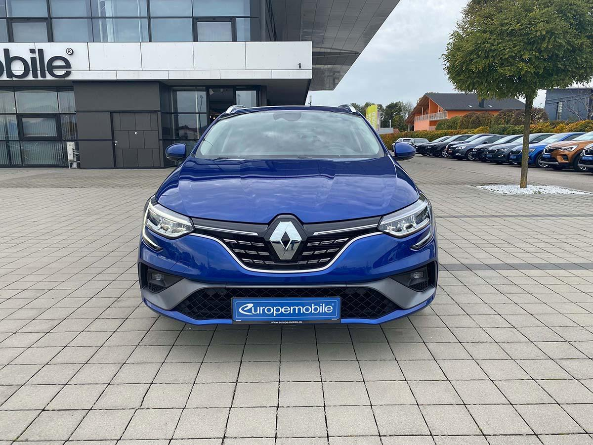 Renault Mégane Grandtour TCe 140 R.S. LINE vorne