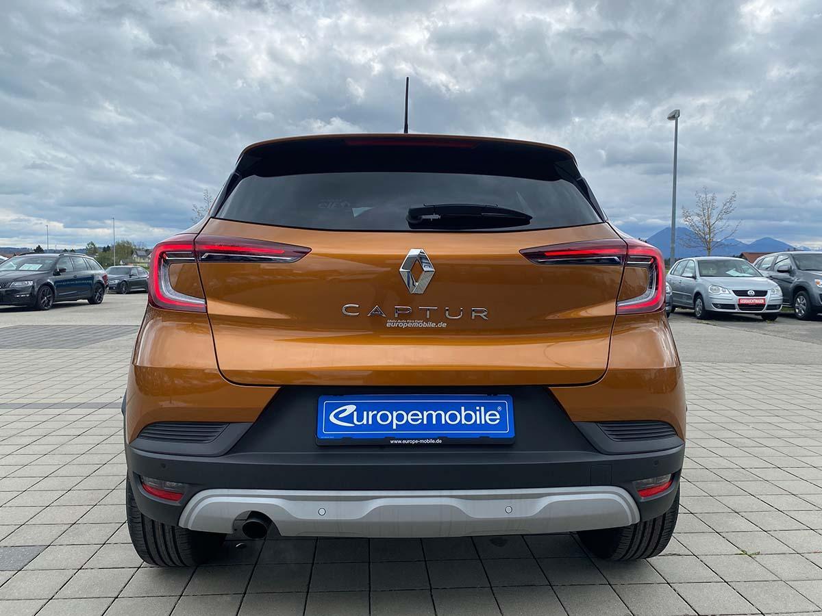 Renault Captur Experience TCe 100 Exterior