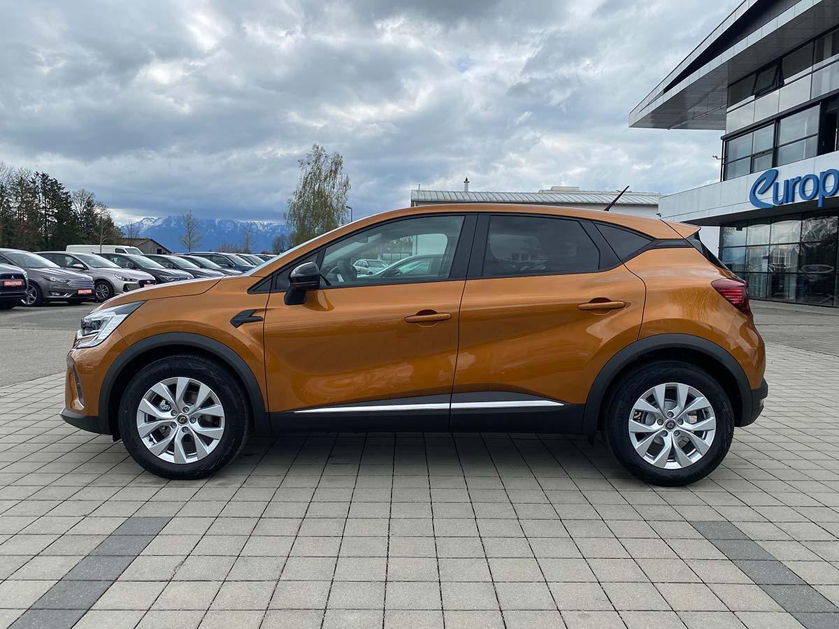 Renault Captur Experience TCe 100 2021