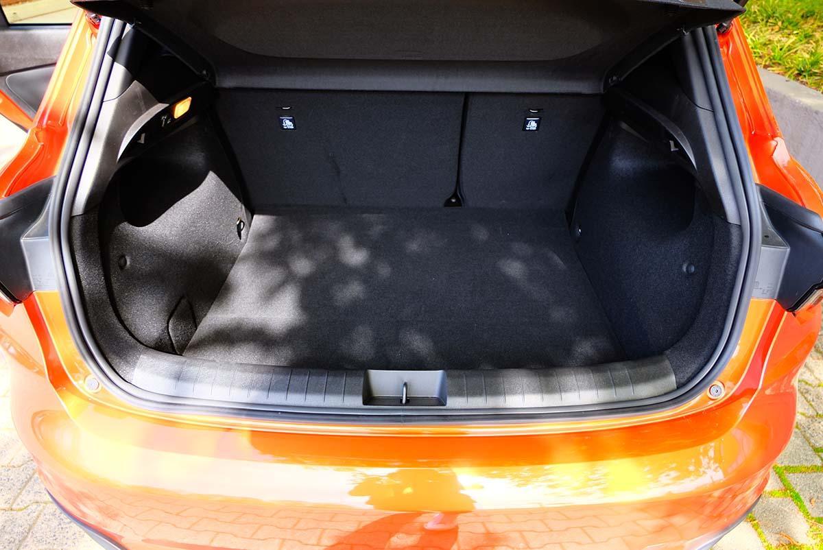 Fiat Tipo 2021 Kofferraum