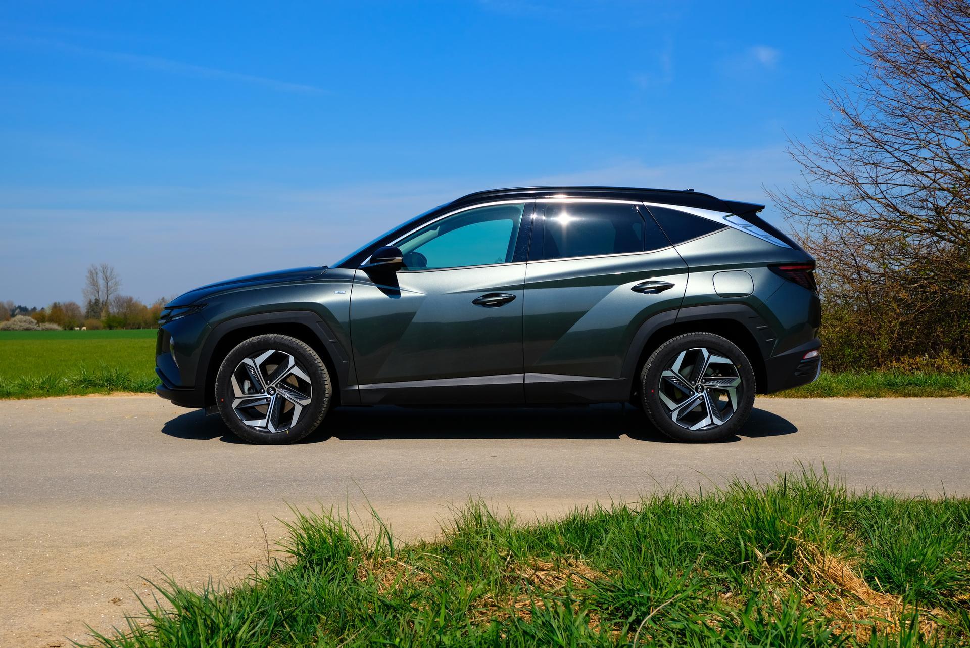 Hyundai Tucson 1.6 T-GDI HEV 4x4 2021