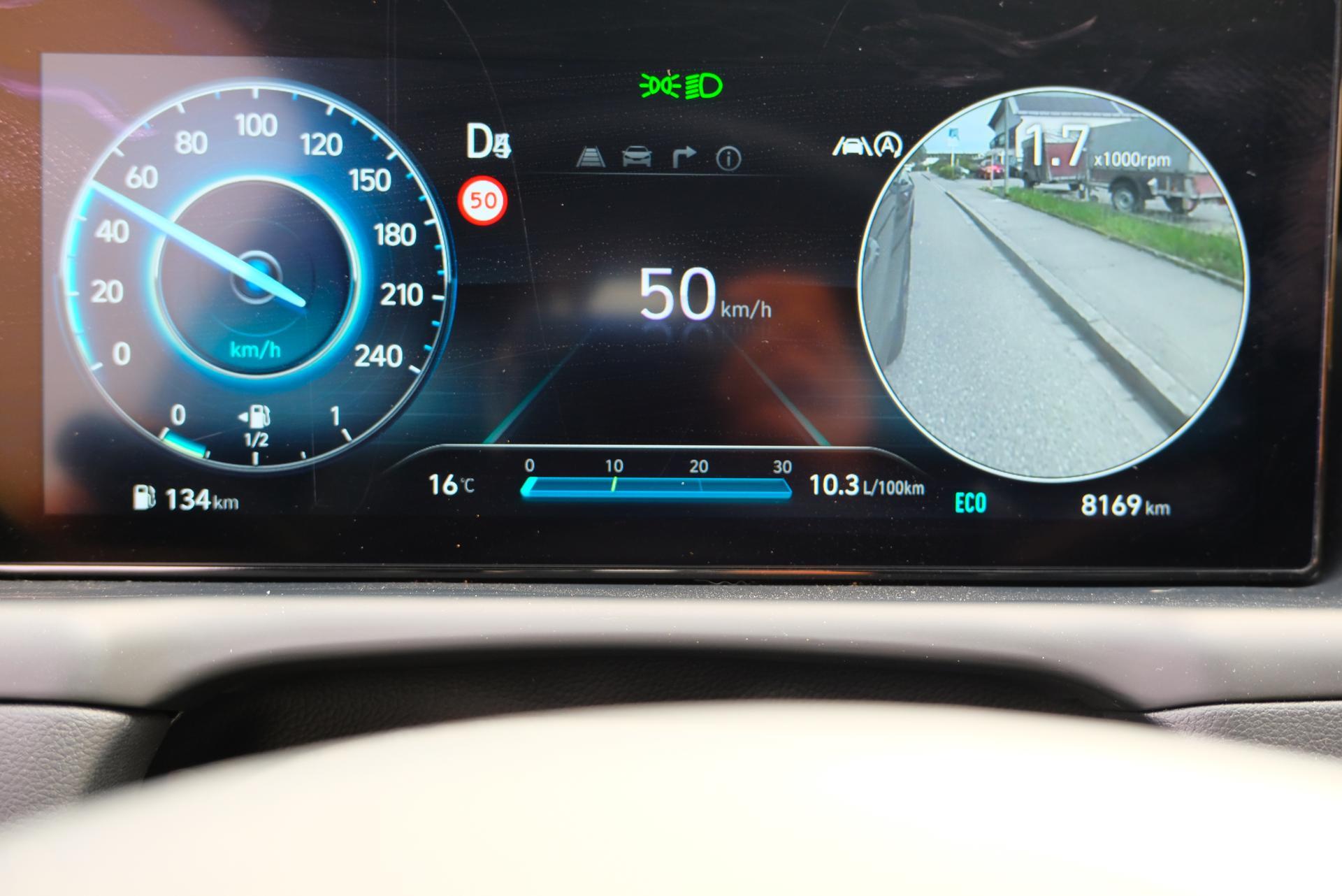 Hyundai Tucson 1.6 T-GDI HEV 4x4 Digetales Cockpit