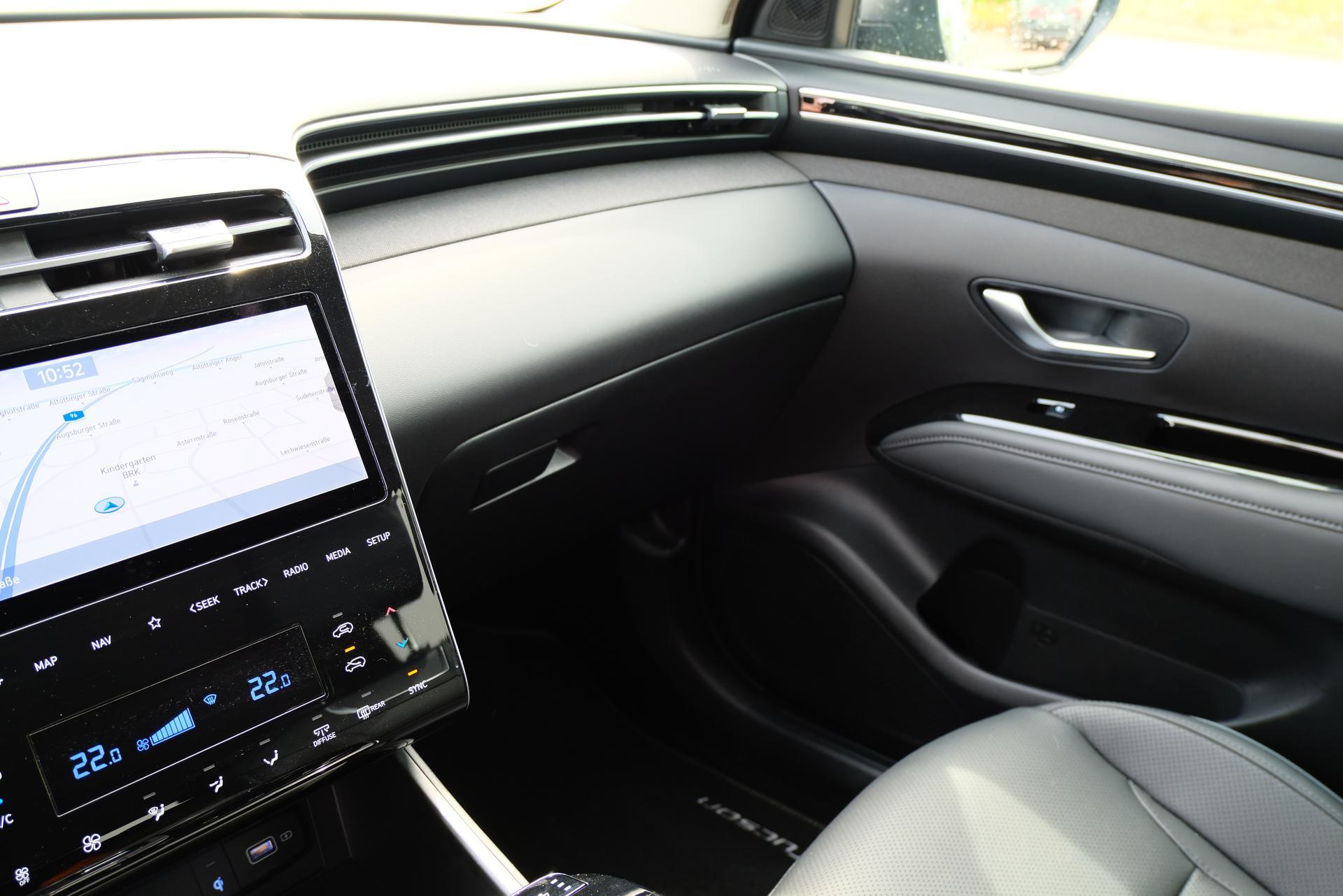 Hyundai Tucson 1.6 T-GDI HEV 4x4 Innenraum